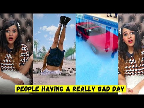 People having a Really BAD Day *Funny Fails*