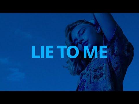 Tate McRae x Ali Gatie - lie to me // Lyrics