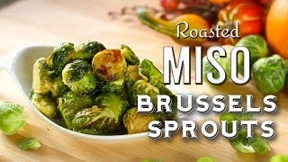 Brussels Sprouts may become your new favorite vegetable after trying them roasted to perfection with this highly addictive miso glaze.Mahalo for watching!