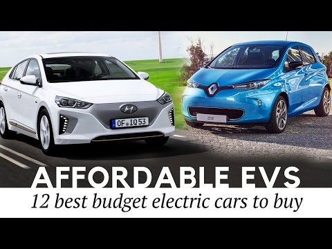 12 Cheapest Electric Cars on Sale in 2017 (Review of Prices and Technical Characteristics)
