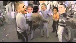 Video Whatsapp - Baile Real Madrid