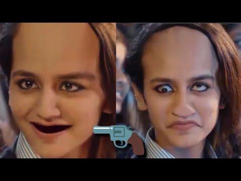Priya Prakash new look like Funny Face- Whatsapp Status Video 2018