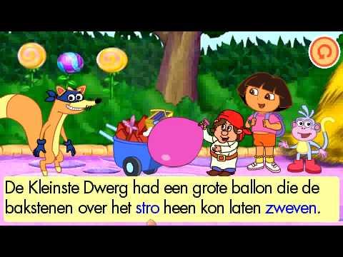 Storio 2 Game Dora