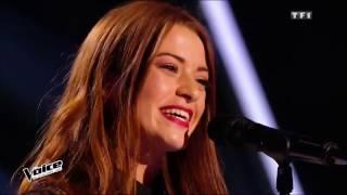 Video Luna - Battez-vous (Brigitte) | The Voice 2016 | Blind Audition [HD] MP3, 3GP, MP4, WEBM, AVI, FLV Juni 2017