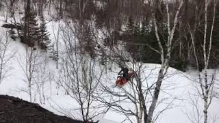 5. SkiDoo Backcountry 146