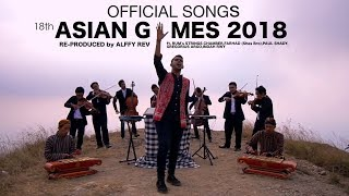 Video Alffy Rev - Official Songs 18th Asian Games 2018 mash-up COVER MP3, 3GP, MP4, WEBM, AVI, FLV Oktober 2018