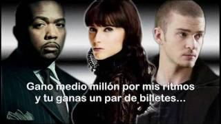 Timbaland ft Nelly Furtado - Give It To Me (subtitulado)