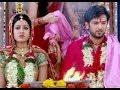On the sets of Ek Ghar Banaunga - Aakash and Poonam getting married