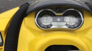 10. 2007 SEADOO rxp supercharged top speed/water test