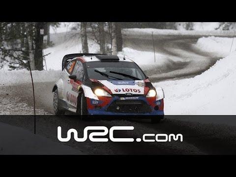 WRC Sweden - Stages 12-15