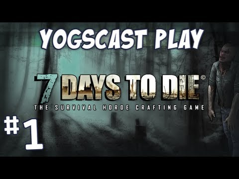 BlueXephos - We take a look at 7 Days to Die, a Minecraft/Day Z style open world, voxel-based, sandbox game that is a unique mash up of First Person Shooter, Survival Hor...