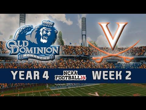 NCAA Football 14 Dynasty - Old Dominion: Episode 46