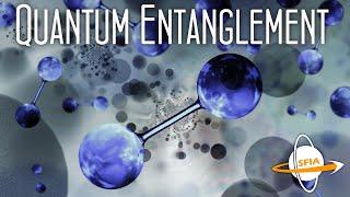 Faster Than Light ep01: Quantum Entanglement