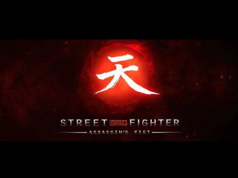 Street Fighter - Assassin's Fist - Coming Soon - Trailer