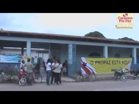 Caravana Pro Paz em Senador José Porfírio
