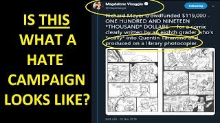 """Video Meyer's Iron Sights TARGETED By Comic """"Professionals;"""" Apparently Criticism ISN'T Harassment, Mags? MP3, 3GP, MP4, WEBM, AVI, FLV November 2018"""
