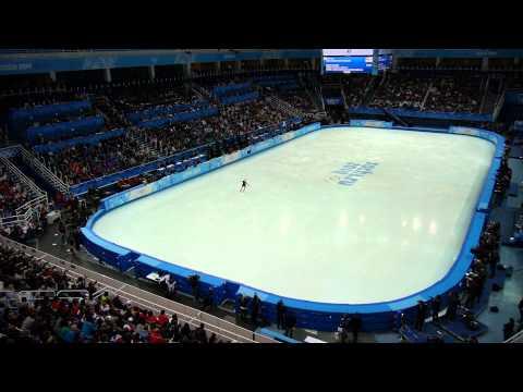 [Fan cam] Yuna Kim FS 'Adios Nonino' in Sochi 2014 Winter Olympics