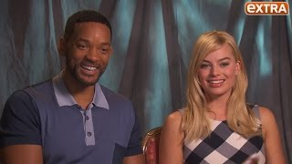 Video Watch Margot Robbie Beg Will Smith to Join 'Independence Day 2'! MP3, 3GP, MP4, WEBM, AVI, FLV September 2017