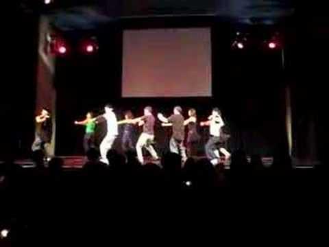 Выступление на хип-хоп фестивале Vanderbilt Asian New Year Festival Hip-Hop 2008