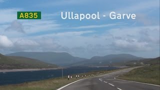 Ullapool United Kingdom  city photos gallery : [GB] A835 Ullapool - Garve