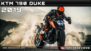 10. 2019 KTM 790 DUKE Review Rendered Price Specs Release Date