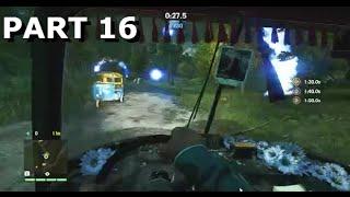 Far Cry 4 Gameplay Walkthrough Part 16 - Truck Escort & Tuk Tuk Race