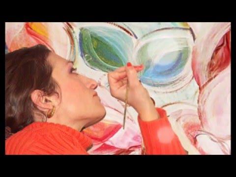 Corso di Pittura su Vetro Lezione 1