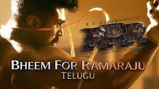 Bheem For Ramaraju – RRR (Telugu) – Happy Birthday Ram Charan | NTR, Ajay Devgn | SS Rajamouli