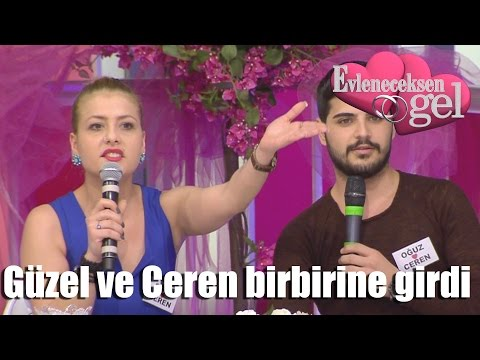 Video Evleneceksen Gel - Güzel ve Ceren Birbirlerine Girdi! download in MP3, 3GP, MP4, WEBM, AVI, FLV January 2017
