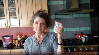 gfJules shows how to make homemade baking powder with two simple ingredients!
