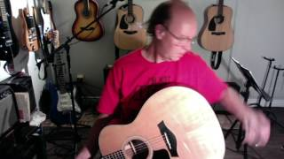 today we put the Takamine GD-30ce head to head against the Taylor 314ce lets see which on sounds better the cost of the ...