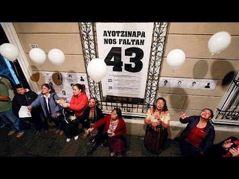 Μεξικό: Νέα έρευνα ζητούν οι συγγενείς των 43 αγνοουμένων φοιτητών