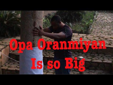 Opa Oranmiyan Vlog - Ile ife | Yoruba History