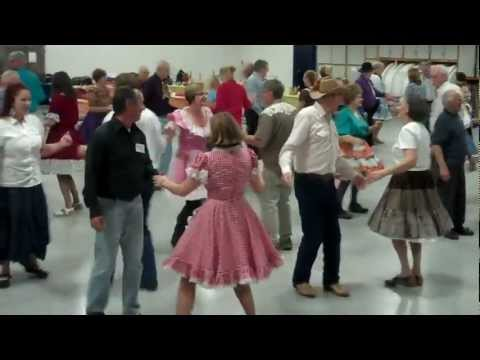 Good Vibrations Square Dance Club Turkey Trot Ball