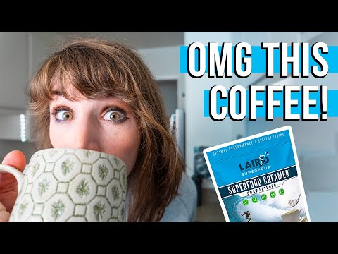 LAIRD SUPERFOOD CREAMER REVIEW - Take your Coffee to the next level!