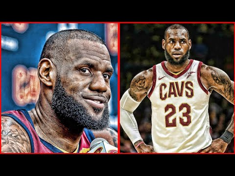 LEBRON JAMES IS STAYING WITH THE CAVS | NBA NEWS