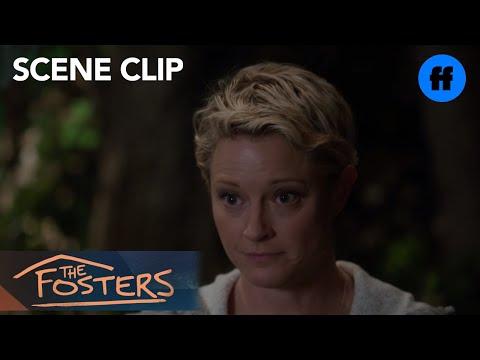 The Fosters | Season 4, Episode 15: Stef Teaches Mariana Self Defense | Freeform