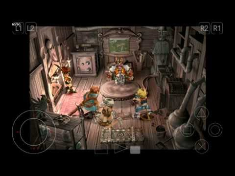 [60 FPS] ePSXe Emulator 1.9.15 for Android | Final Fantasy IX [720p HD] | Sony PS1