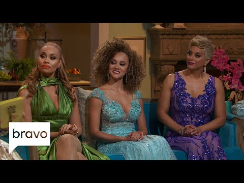 RHOP: Karen Huger Defends Her Sneakers In France (Season 3, Episode 21) | Bravo