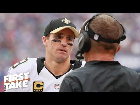Video: It's the beginning of the end for Drew Brees and Sean Payton – Stephen A. | First Take