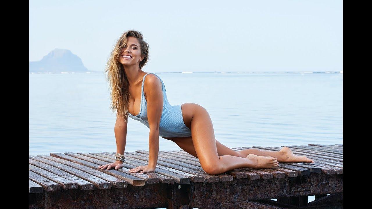Kara Del Toro auf Mauritius für World Swimsuit