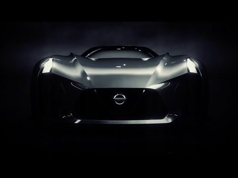 Nissan Concept 2020 Vision Gran Turismo | For Sony PlayStation 4 and Gran Turismo 6