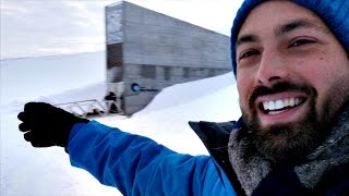 Video Inside the Svalbard Seed Vault MP3, 3GP, MP4, WEBM, AVI, FLV Juni 2019