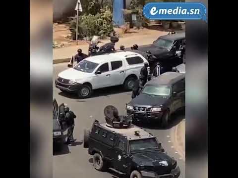Arrestation Ousmane Sonko