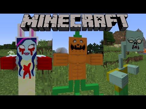 1001 LOẠI ZOMBIE MỚI!! (Zombie sắt, zombie khổng lồ,...) | Minecraft Mod Showcase - Thời lượng: 13:58.
