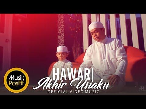 gratis download video - Hawari - Akhir Usiaku (Official Video Music)