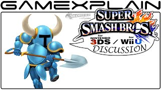 GameXplain – Is Shovel Knight Coming to Smash Bros?!