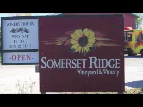 Somerset Ridge Vineyard and Winery 10-25-2015