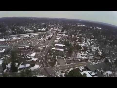 Allendale, NJ.  FC40 Drone test