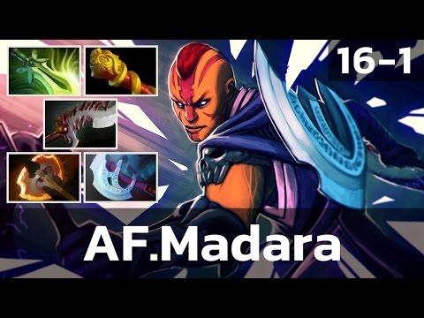 AF Madara • Anti-Mage • 16-1 — Pro MMR